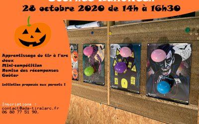 Journée Halloween – 28/10/2020